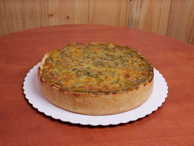 Quiches de espinacas